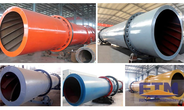 Rotary Drum Dryer Manufacturer